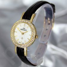 Moteriškas laikrodis BISSET Laura BS25C51Q LG WH BR