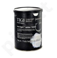 Tigi Colour True Light White pudra Lightener, kosmetika moterims, 500g