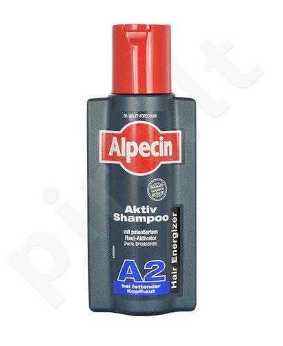 Alpecin Active Shampoo A2, šampūnas vyrams, 250ml