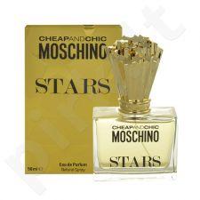 Moschino Cheap And Chic Stars, Eau de Parfum moterims, 50ml