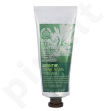 The Body Shop Absentas valomasis rankų kremas, kosmetika moterims, 100ml