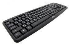 Klaviatūra Titanum TKR101 USB | 107 klavišai | Rusiškas šriftas