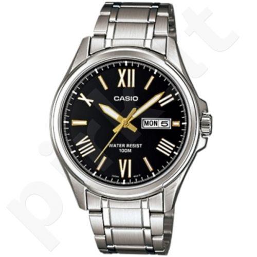 Vyriškas laikrodis Casio MTP-1377D-1AVEF