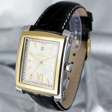Vyriškas laikrodis BISSET Husgarna BS25C18M TT WH BK