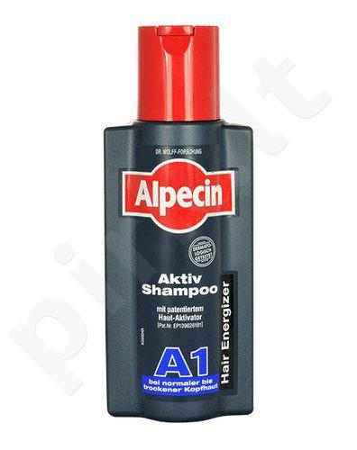Alpecin Active šampūnas A1, kosmetika moterims, 250ml