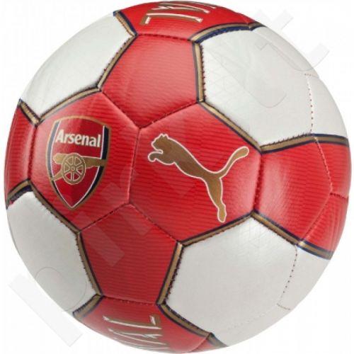 Futbolo kamuolys Puma Arsenal Fan Ball Hight Risk re Mini 08258501
