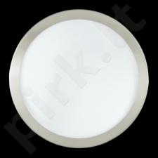 Sieninis / lubinis šviestuvas EGLO 87329 | AREZZO