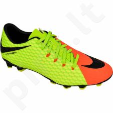 Futbolo bateliai  Nike Hypervenom Phelon III FG M 852556-308