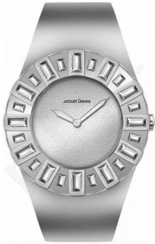 Moteriškas laikrodis Jacques Lemans Cannes 1-1585M
