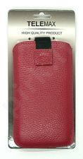 15-L MAGNET universalus dėklas i9100 Visin tamsiai rožinis