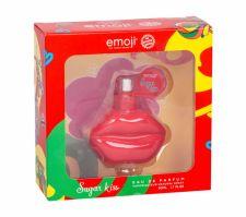 Emoji Sugar Kiss, kvapusis vanduo vaikams, 50ml