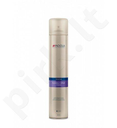 Indola Innova Flexible Spray Finish, 750ml, plaukų lakas