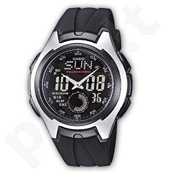 Vyriškas laikrodis CASIO AQ-160W-1BVEF