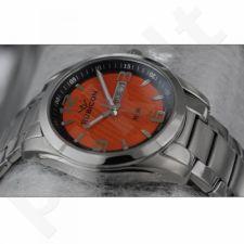 Vyriškas laikrodis RUBICON RNDC57 MS ORANGE