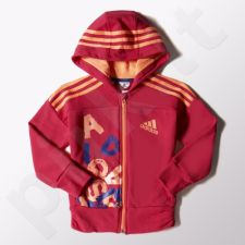 Bliuzonas  Adidas Rock It Full Zip Hoodie Kids S21672