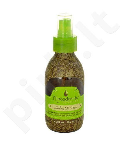Macadamia purškiamas aliejus plaukams, kosmetika moterims, 125ml