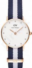 Laikrodis DANIEL WELLINGTON CLASSY ST MAWES SILVER  0908DW