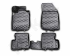 Guminiai kilimėliai 3D DACIA Duster 2WD 2011-2015, 4 pcs. /L11006