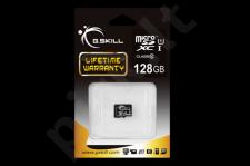 G.Skill atminties kortelė Micro SDXC 128GB Class 10 UHS-1