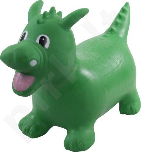 Šokliukas Drakonas 215 žalia