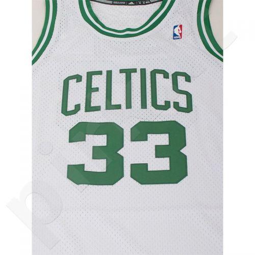 Marškinėliai krepšiniui adidas Swing Celtics Bird Jer L70665