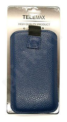 15-L MAGNET universalus dėklas i9100 Visin mėlynas