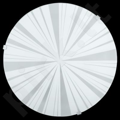 Sieninis / lubinis šviestuvas EGLO 89239 | MARS 1
