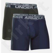 Trumpikės   Under Armour Original Series Twist Boxerjock 2pak M 1282508-412