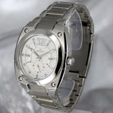 Vyriškas laikrodis BISSET Tender BS25B25 MS WH