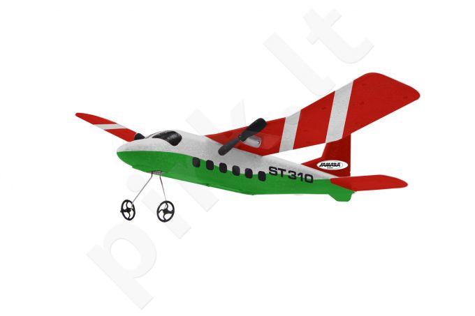 Radio bangomis valdomas Jamara lėktuvas ST310 Flugzeug 2CH 2,4GHZ