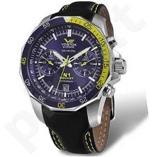 Vyriškas laikrodis Vostok Europe N1 Rocket 6S21-2255253
