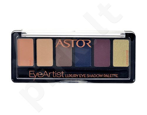 Astor Eye Artist Luxury šešelių paletė, kosmetika moterims, 5,6g, (200 Style Is Eternal)