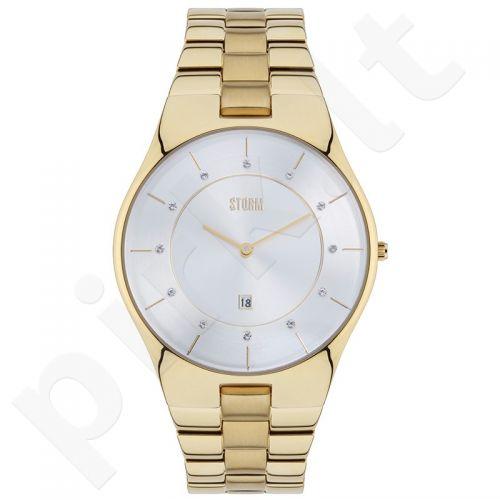 Moteriškas laikrodis STORM CRYSTY GOLD