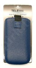 15-L MAGNET universalus dėklas i9300 Visin mėlynas