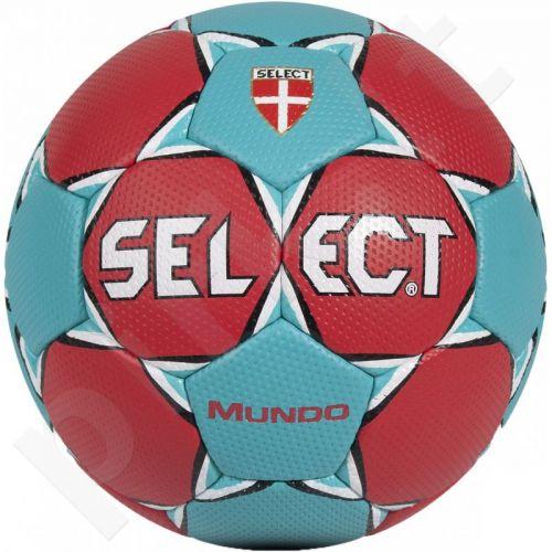 Rankinio kamuolys SELECT Mundo 3 raudono-turkio spalvos