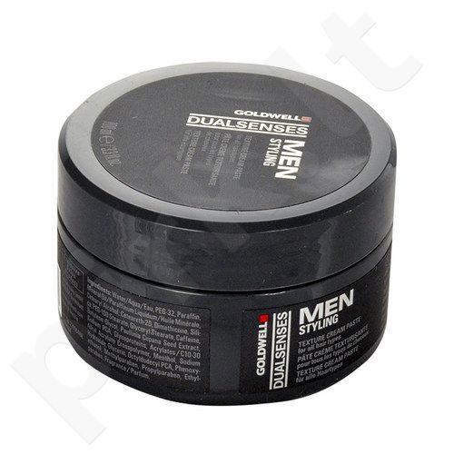 Goldwell Dualsenses For Men Styling kreminės tekstūros pasta plaukams, kosmetika vyrams, 100ml