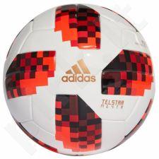 Futbolo kamuolys adidas World Cup Ko Mini Cas Telstar Mechta WW4690