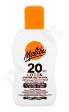 Malibu Lotion, Sun kūno losjonas moterims ir vyrams, 200ml