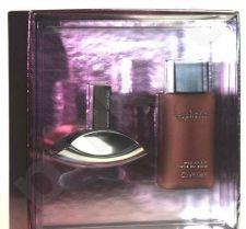 Calvin Klein (EDP 30 ml + 100 ml kūno losjonas) Euphoria, rinkinys moterims