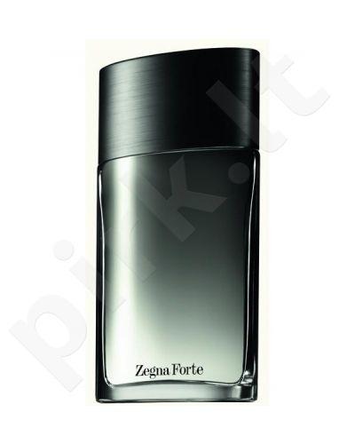 Ermenegildo Zegna Zegna Forte, tualetinis vanduo (EDT) vyrams, 100 ml