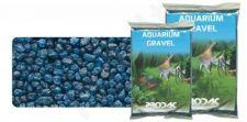 Gruntas akvariumui mėlynas 2-3 mm 1 kg