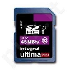 Atminties kortelė Integral SDHC 16GB CL10 ULTIMA PRO, UHS-I