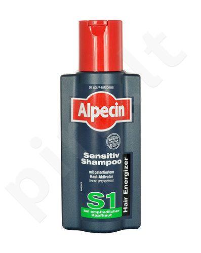 Alpecin Sensitive šampūnas S1, kosmetika moterims, 250ml