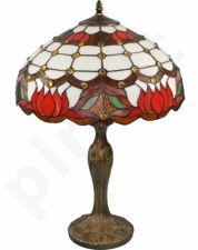 Vitražinė lempa 87711