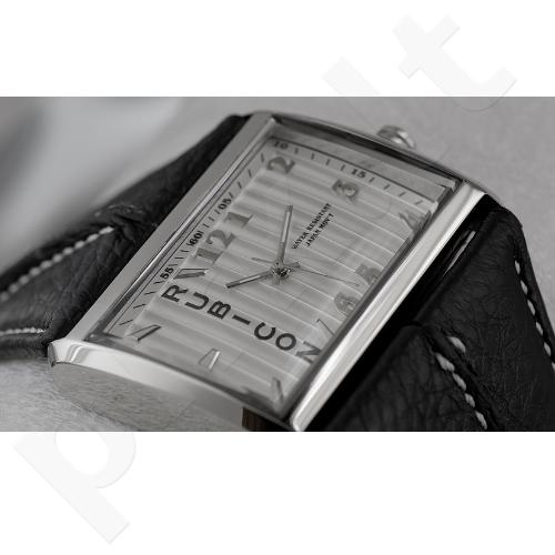 Vyriškas laikrodis RUBICON RN10B83MSWHBK