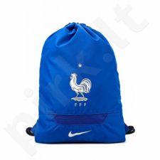 Krepšys treniruotėms Nike France Allegiance BA5158-439