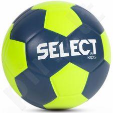 Rankinio kamuolys Select III 0 47cm Kids tamsiai mėlyna-citrinos atspalvio