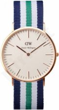 Laikrodis DANIEL WELLINGTON CLASSIC NOTTINGHAM ROSE GOLD 0108DW