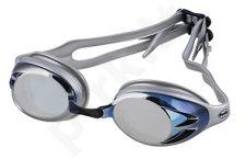 Plauk. akiniai POWER MIRROR 4156 12 silver