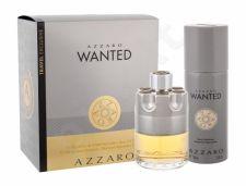 Azzaro Wanted, rinkinys tualetinis vanduo vyrams, (EDT 100 ml + dezodorantas 150 ml)